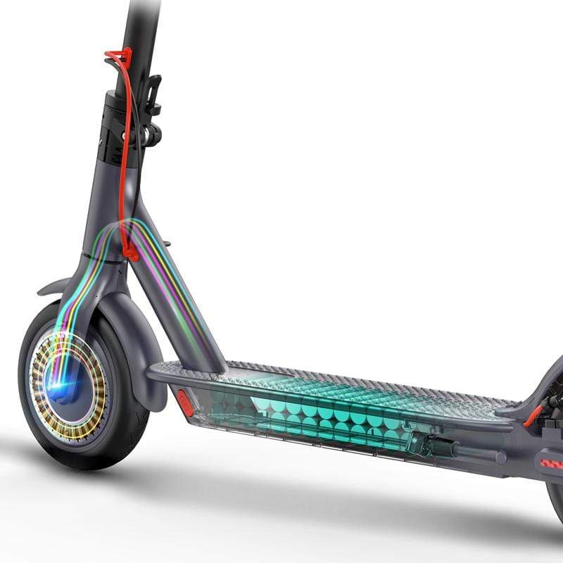 Macwheel MX1 Electric Scooter design