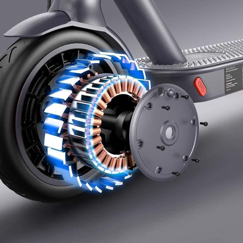 Macwheel MX1 Electric Scooter wheels