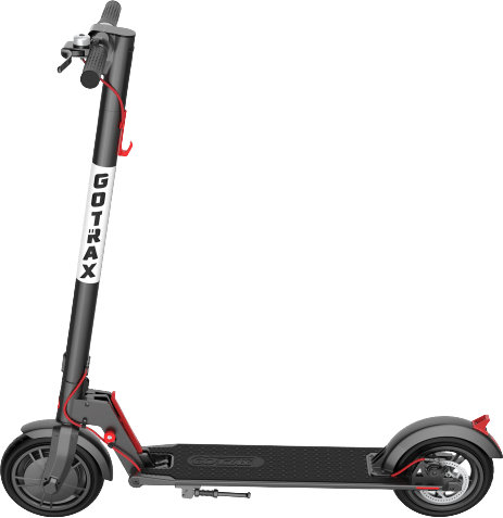 Gotrax GXL V2 electric scooter side view