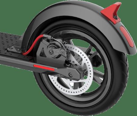 Gotrax GXL V2 electric scooter brakes