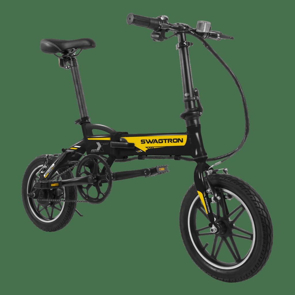 Swagtron EB-5 Pro Electric bike back