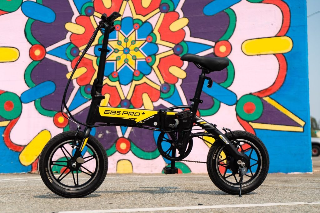 Swagtron EB-5 Pro e-bike