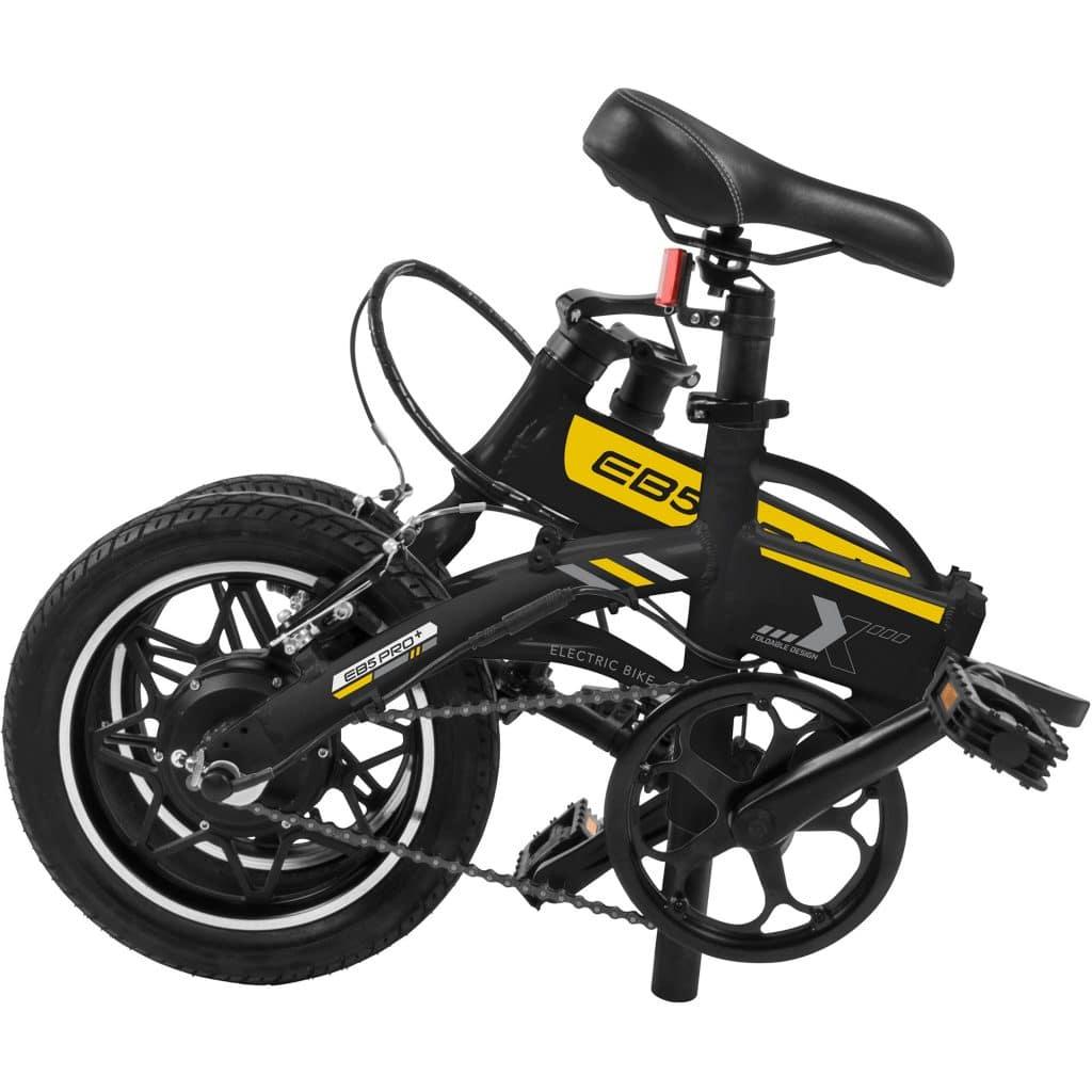 Swagtron EB-5 Pro folding electric bike